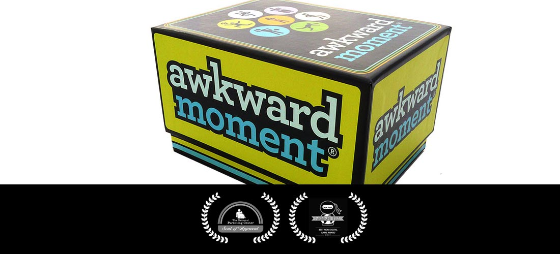 awkward moment - box and awards