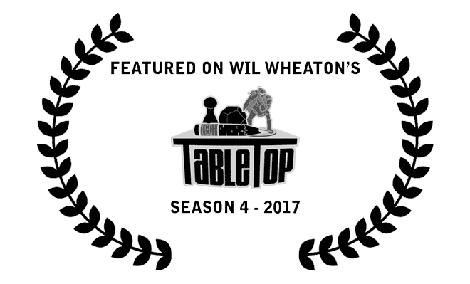 monarch - featured on wil wheaton's tabletop - season 4 2017