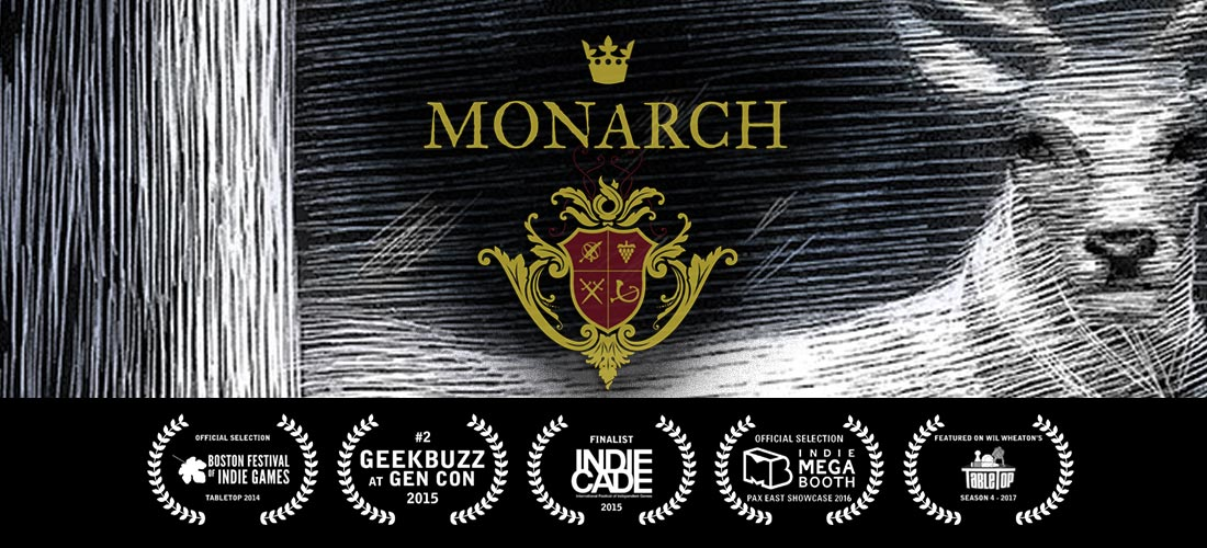 resonym game: Monarch (game page cover)