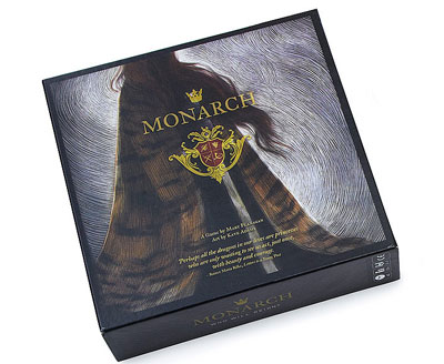 PHOTO of Monarch Game Box (front)