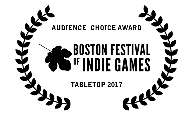 VISITOR in Blackwood Grove - 2017 Tabletop Audience Choice Award, Boston Festival of Indie Games