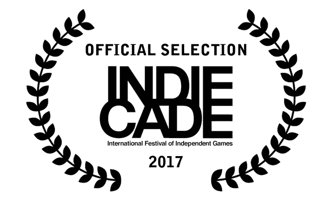 VISITOR in Blackwood Grove - Official Selection, IndieCade 2017