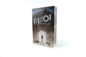VISITOR in Blackwood Grove - Game Box