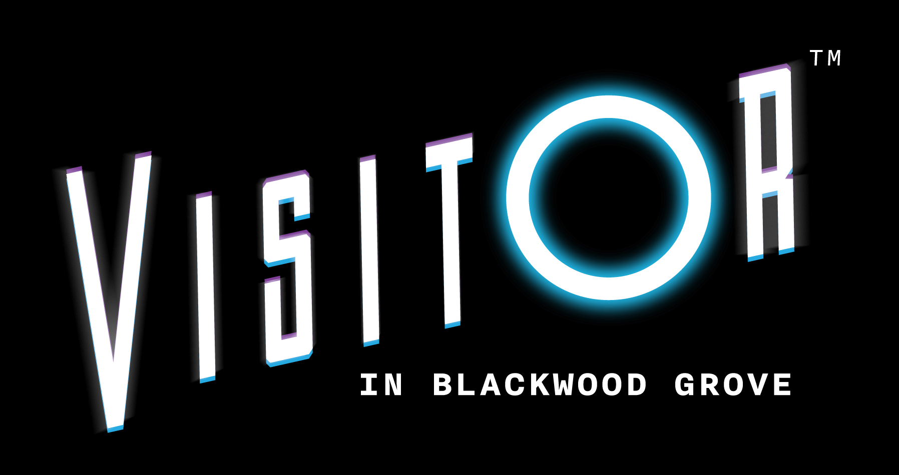 LOGO - VISITOR in Blackwood Grove