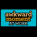 Awkward Moment at Work - LOGO