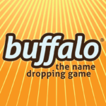 Buffalo - the Name Dropping Game - LOGO